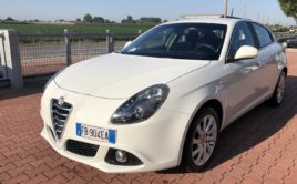 Giulietta 1.4 Turbo Gpl 120cv Distintiv Euro 6