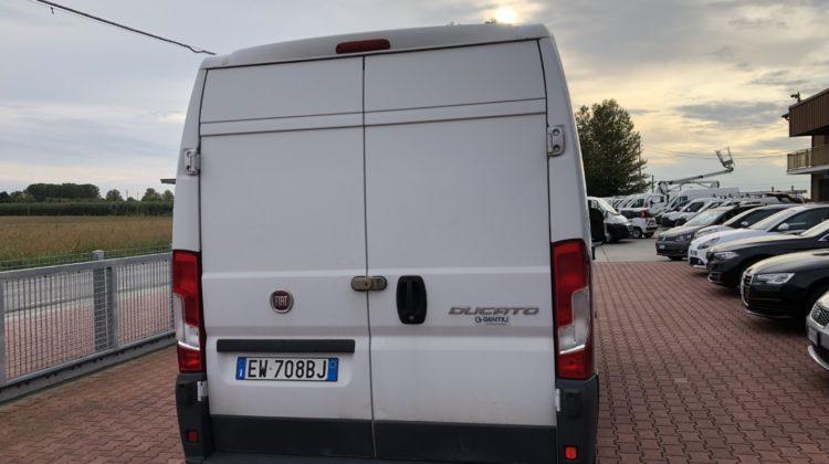 FIAT NUOVO DUCATO FURGONE 35 CH2 PASSO CORTO EURO 5B