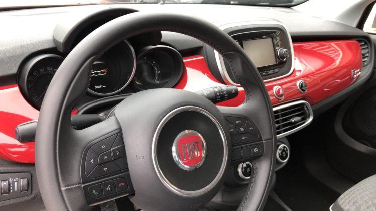 Fiat 500X 1.3 MultiJet 95 CV Pop Star Euro 6B