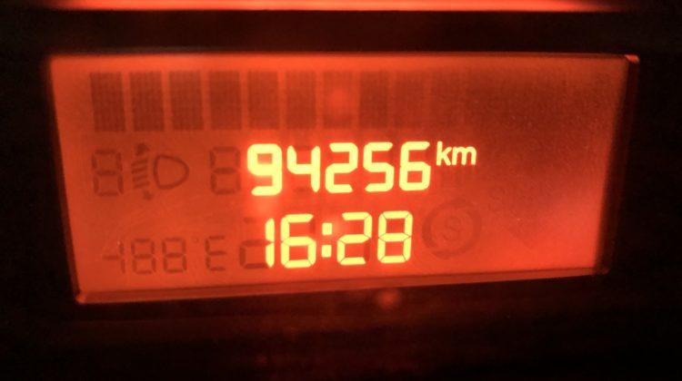 FIAT NUOVO DOBLO' 2.0 MULTIJET 16V 135CV EURO 5B