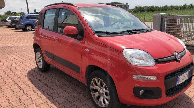 Fiat Panda 0,9 Twin Air Natural Power Euro 6b Neopatentati