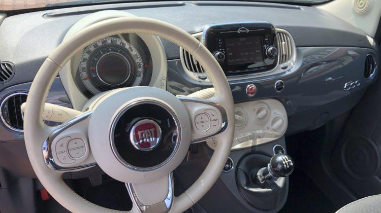 Fiat 500 Easypower 1.2 Neopatentati