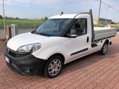 Fiat Doblo Work-Up 1.3 Multijet Euro 6B