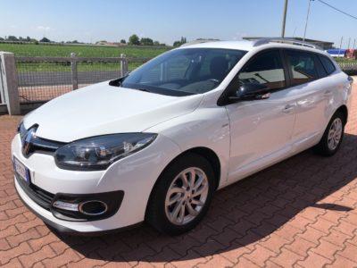 Renault Megane Sportour dci Euro 6b