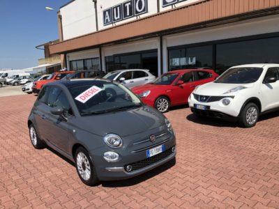 Fiat 500 Lounge 1.3 Multijet Euro 6b