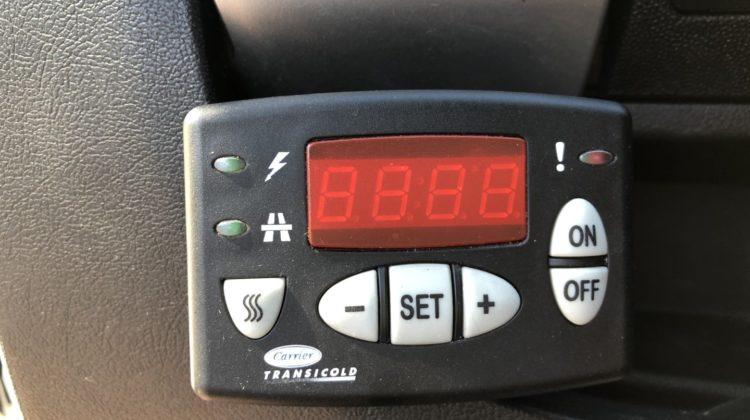 Fiat Ducato Maxi 2.3 Multijet 150Cv Euro 6b Frigo FRCX 01|/2024