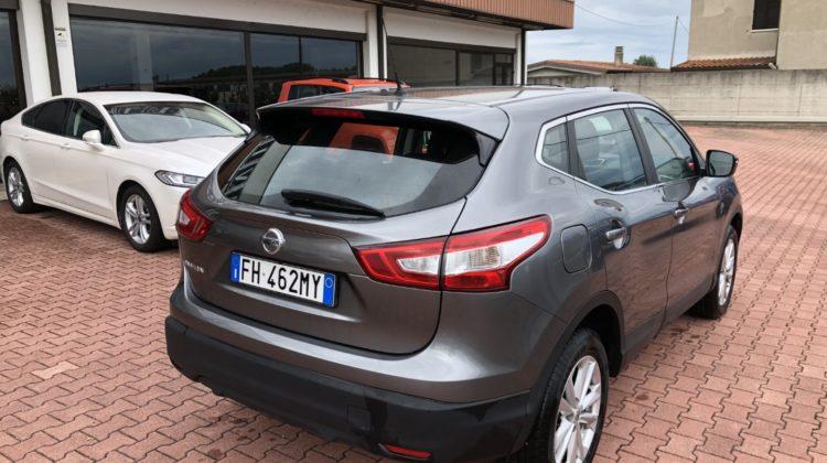 Nissan Qashqai 1.5 dci Euro 6b