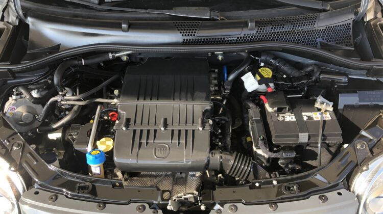 Fiat 500 Lounge Easypower euro 6b