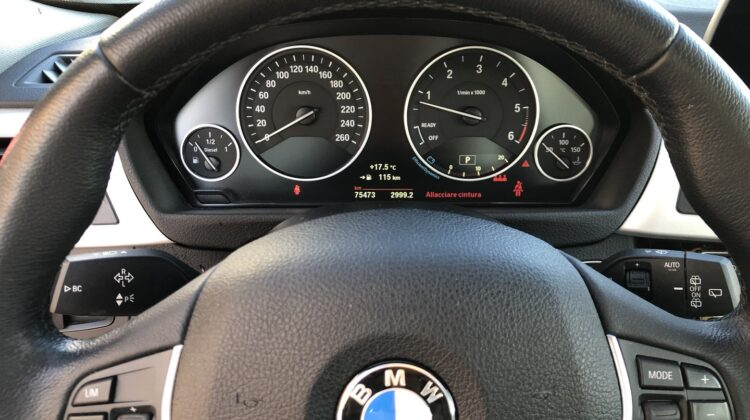 BMW SERIE 3 (F30/F31) 318D TOURING BUSINESS ADVANTAGE AUT.