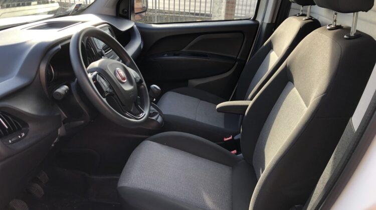 Fiat Doblo 1.4 T-Jet Natural Power Allestimento Cover Euro 6b
