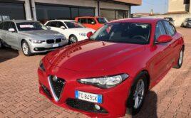 Alfa Romeo Giulia 2.2 Turbo 150cv At8