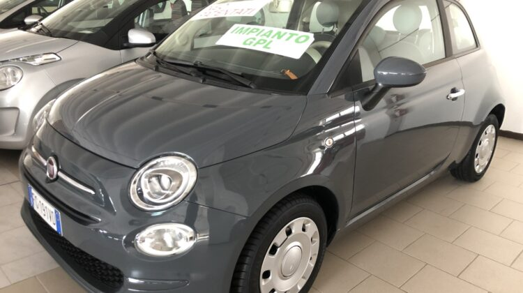 FIAT 500 1.2 EASYPOWER POP EURO 6B