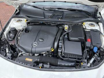 Mercedes-Benz CLA SHOOTING BRAKE WAGON 200D BUSINESS EURO 6B