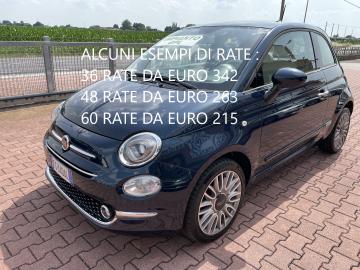 FIAT 500 (2015—/>) 500 1.2 EASYPOWER LOUNGE EURO 6B GPL