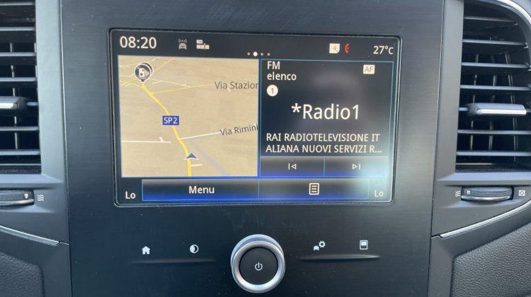 Renault Megane Sporter 1.5 dci edc 110cv Euro 6b