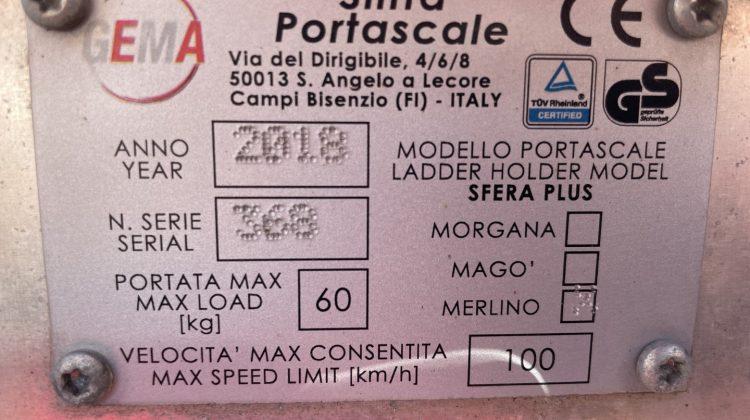 FIAT DOBLO 1.4 T-JET NATURAL POWER PC-TN CARGO LAMIERATO SX EURO 6B